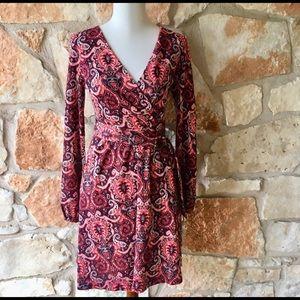 Maeve Dresses - New Maeve Paisley Front Wrap Dress - SZ XS